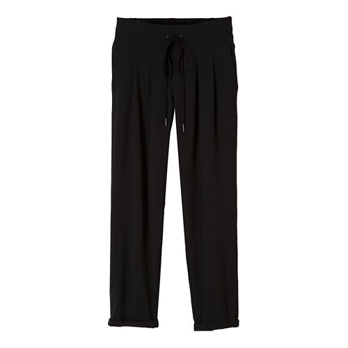 Womens prAna Uptown Pants - Black XS
