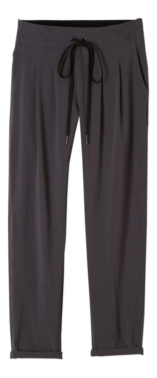 Womens prAna Uptown Pants - Coal S