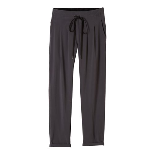 Womens prAna Uptown Pants - Coal XL