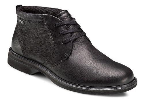 Mens Ecco Turn GTX Boot Casual Shoe - Black 46