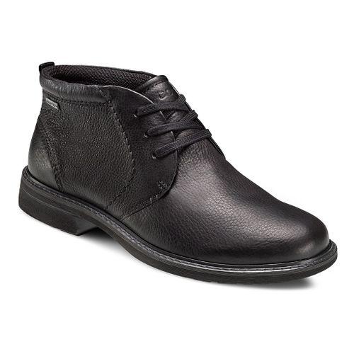Mens Ecco Turn GTX Boot Casual Shoe - Black 41