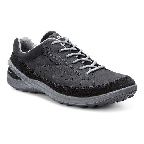 Mens Ecco Biom Grip II Casual Shoe - Black 41