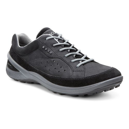 Mens Ecco Biom Grip II Casual Shoe - Black 43