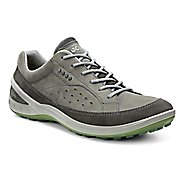 Mens Ecco Biom Grip II Casual Shoe - Dark Shadow/Herbal 45