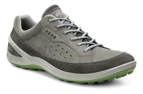 Mens Ecco Biom Grip II Casual Shoe - Dark Shadow/Herbal 41