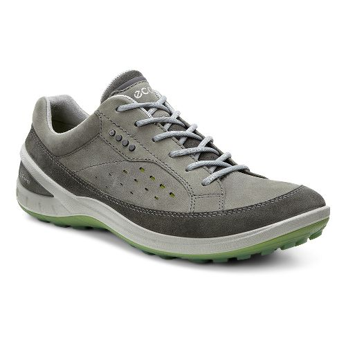 Mens Ecco Biom Grip II Casual Shoe - Dark Shadow/Herbal 40