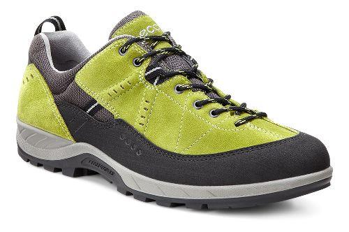 Mens Ecco Yura Hiking Shoe - Black/Herbal 40