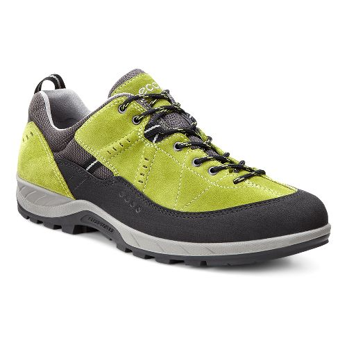 Mens Ecco Yura Hiking Shoe - Black/Herbal 40