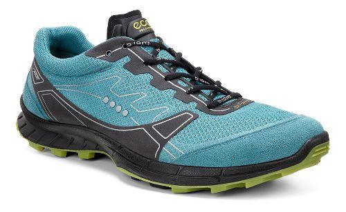 Mens Ecco BIOM FL GTX Trail Running Shoe - Pagoda/Herbal 47