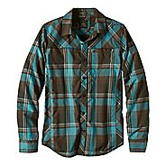 Mens prAna Farley Shirt Long Sleeve Non-Technical Tops