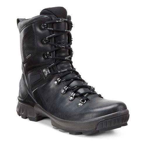 Mens Ecco BIOM Hike GTX 1.7 Hiking Shoe - Black 41