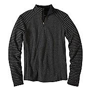 Mens prAna Korven Sweater Long Sleeve Non-Technical Tops