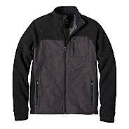 Mens prAna Appian Sweater Lightweight Jackets