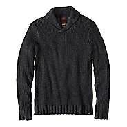 Mens prAna Onyx Sweater Long Sleeve Non-Technical Tops