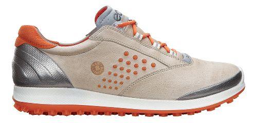 Womens Ecco BIOM Hybrid 2 Cleated Shoe - White/Silver 39