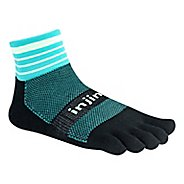Injinji TRAIL Midweight Mini-Crew Sublimated Socks