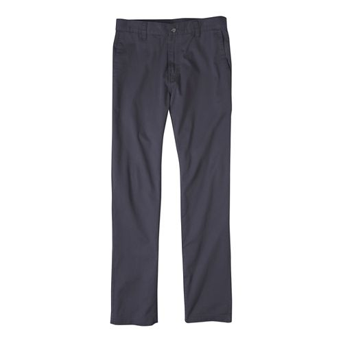 Mens prAna Table Rock Chino Pants - Coal 34