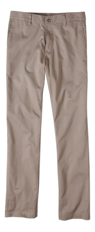 Mens prAna Table Rock Chino Pants - Dark Khaki 30
