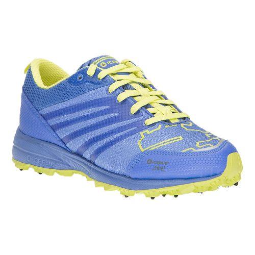 Womens Icebug Anima3-L BUGrip Trail Running Shoe - Amethyst/Poison 6.5