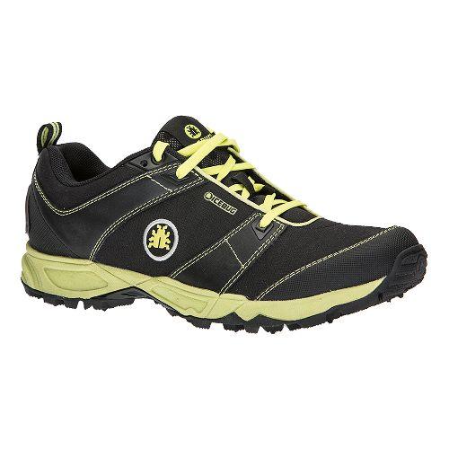 Mens Icebug Pytho3 BUGrip Trail Running Shoe - Black/Poison 10.5
