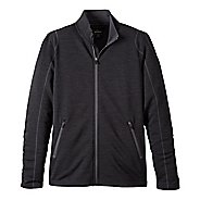 Mens prAna Gavin Full Zip Running Jackets