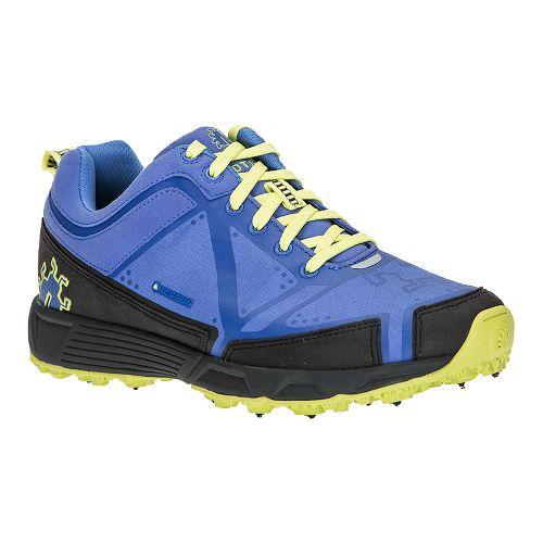 Womens Icebug DTS2-L BUGrip Trail Running Shoe - Amethyst/Black 8