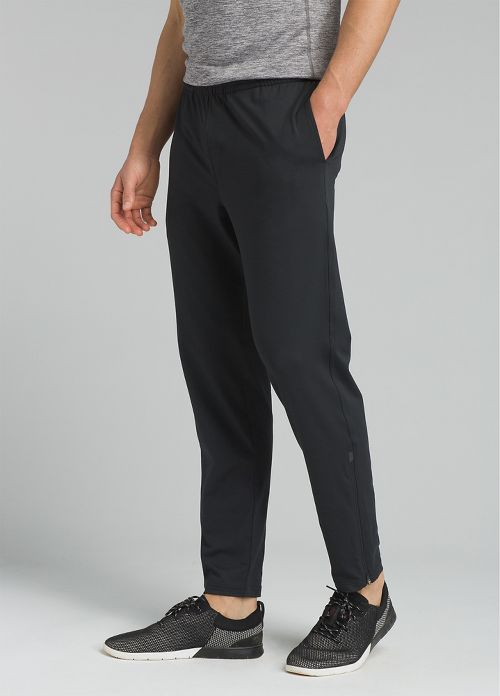 Mens prAna Gravity Pants - Black L