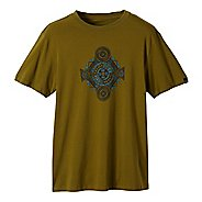 Mens prAna Kiva Short Sleeve Non-Technical Tops