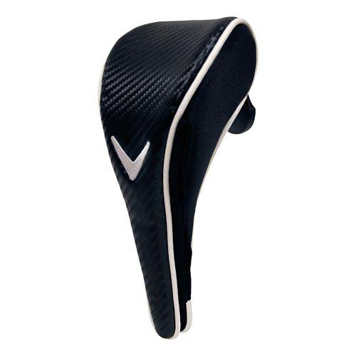Izzo Golf Dual Mag Hybrid Headcover Fitness Equipment - Black
