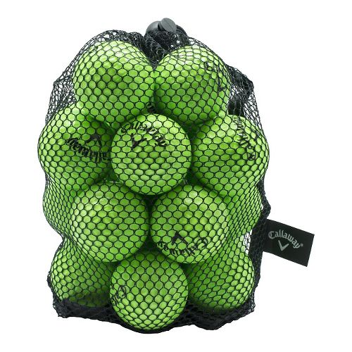 Callaway HX Practice Balls Fitness Equipment - Lime