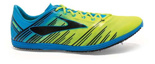 Brooks Wire 4 Track and Field Shoe - Nightlife/Blue 14