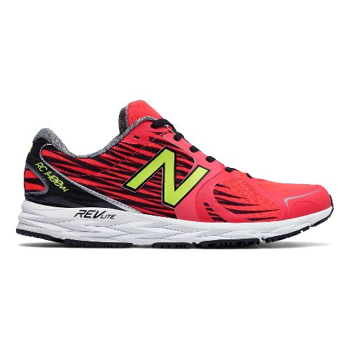 Mens New Balance 1400v4 Running Shoe - Red/Black 11.5