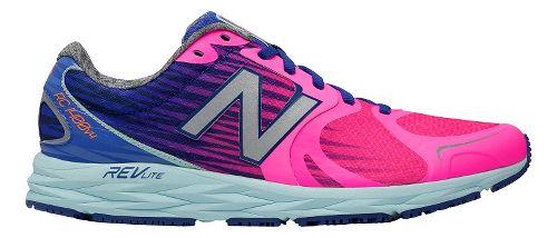 Womens New Balance 1400v4 Running Shoe - Purple/Blue 7
