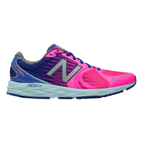 Womens New Balance 1400v4 Running Shoe - Purple/Blue 6.5