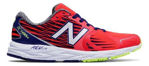 Womens New Balance 1400v4 Running Shoe - Pink/White 7