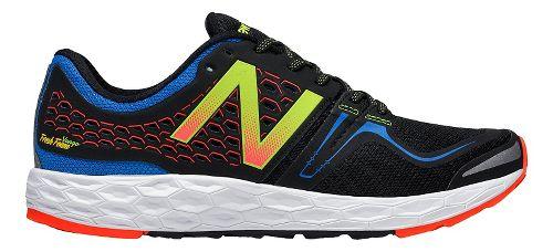 Mens New Balance Fresh Foam Vongo Running Shoe - Blue/Black 8.5