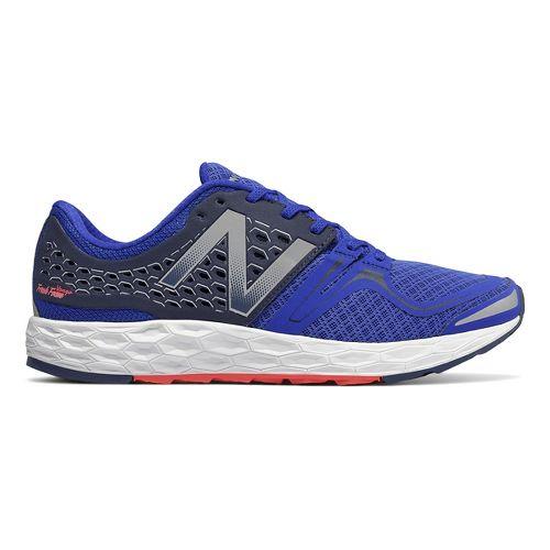 Mens New Balance Fresh Foam Vongo Running Shoe - Blue/Black 11.5