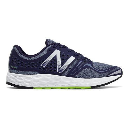 Mens New Balance Fresh Foam Vongo Running Shoe - Navy 14