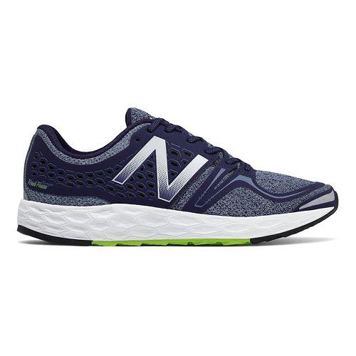 Mens New Balance Fresh Foam Vongo Running Shoe - Navy 9.5