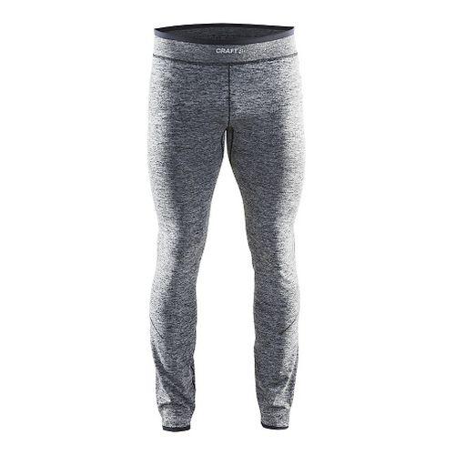 Mens Craft Active Comfort Pants Tights - Black XXL
