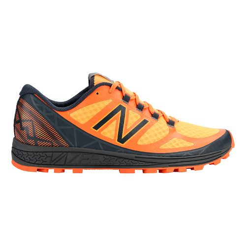 Mens New Balance Vazee Summit Trail Running Shoe - Impulse/Lava 8.5