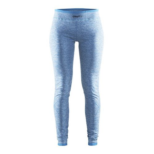 Womens Craft Active Comfort Tights & Leggings Pants - Mid Blue M