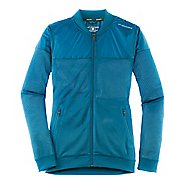 Womens Brooks Run-Thru Running Jackets