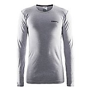 Mens Craft Active Comfort RN Long Sleeve Technical Tops