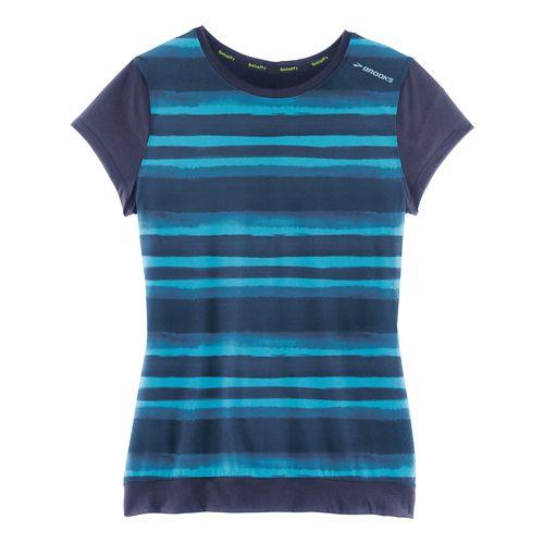 Women's Brooks�Run-Thru Short Sleeve