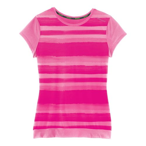 Women's Brooks�Run-Thru Short Sleeve
