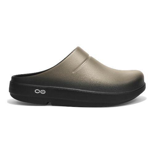 OOFOS OOcloog Luxe Sandals Shoe - Latte 4