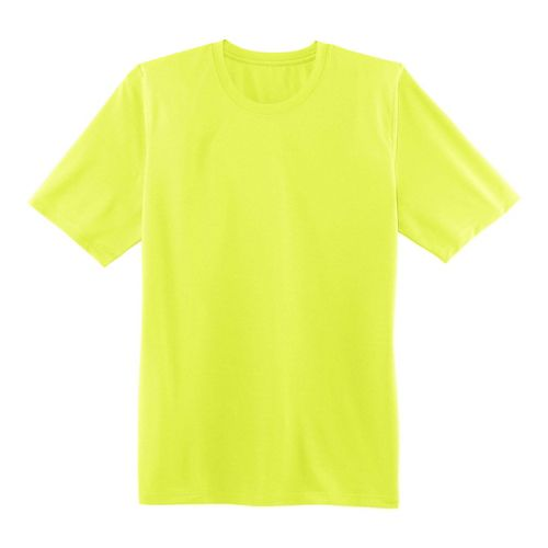 Womens Brooks Podium Short Sleeve Technical Tops - Nightlife S