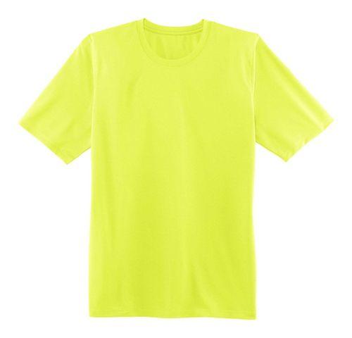 Mens Brooks Podium Short Sleeve Technical Tops - Nightlife XL