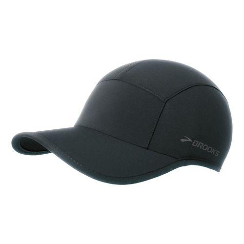 Brooks Sherpa Hat Headwear - Black